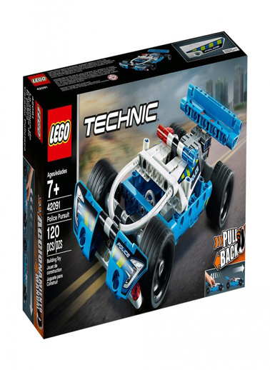 Lego Lego Technic Police Pursuit 42091 Renkli